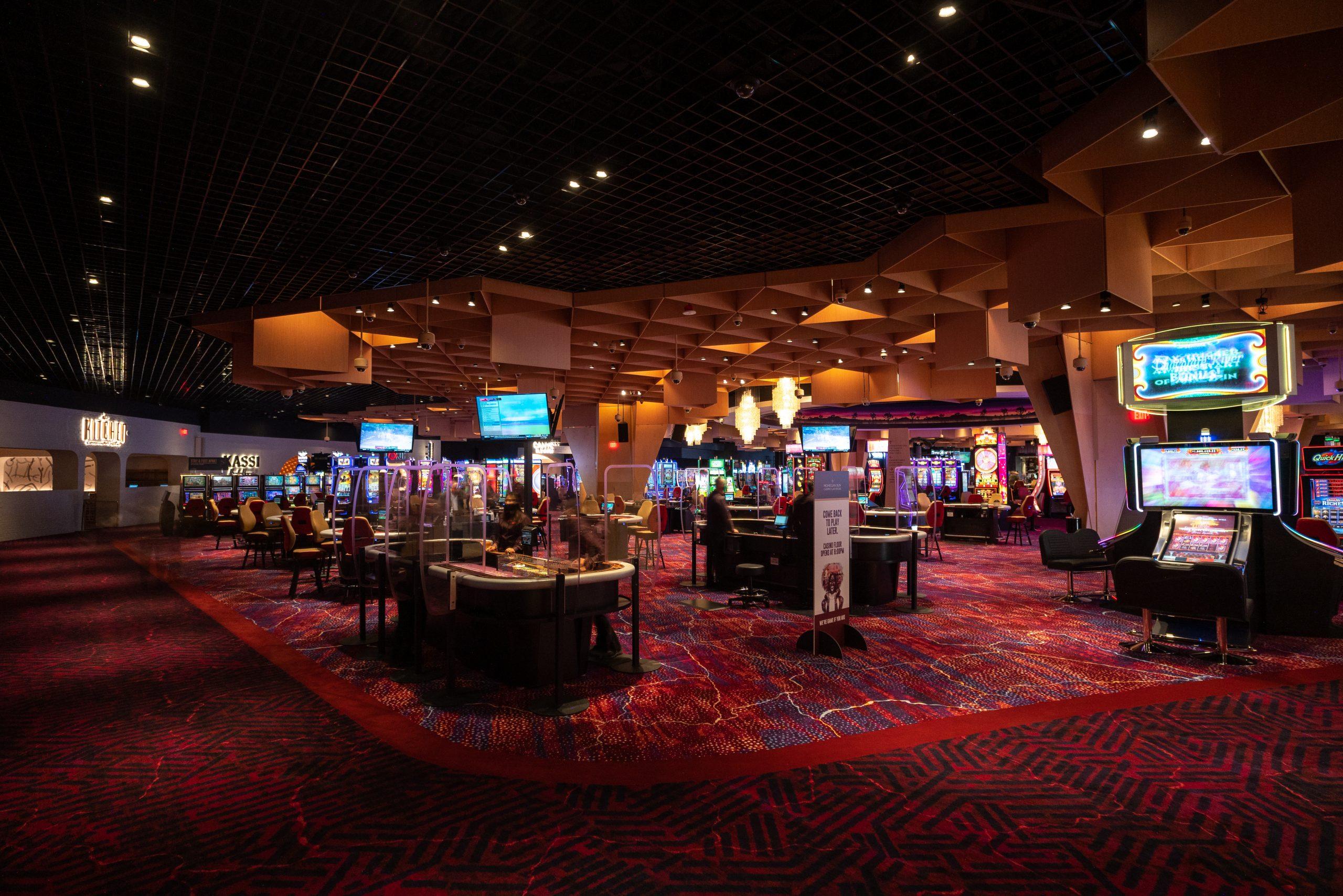 Virgin Hotels Las Vegas, Virgin Hotels Las Vegas Casino
