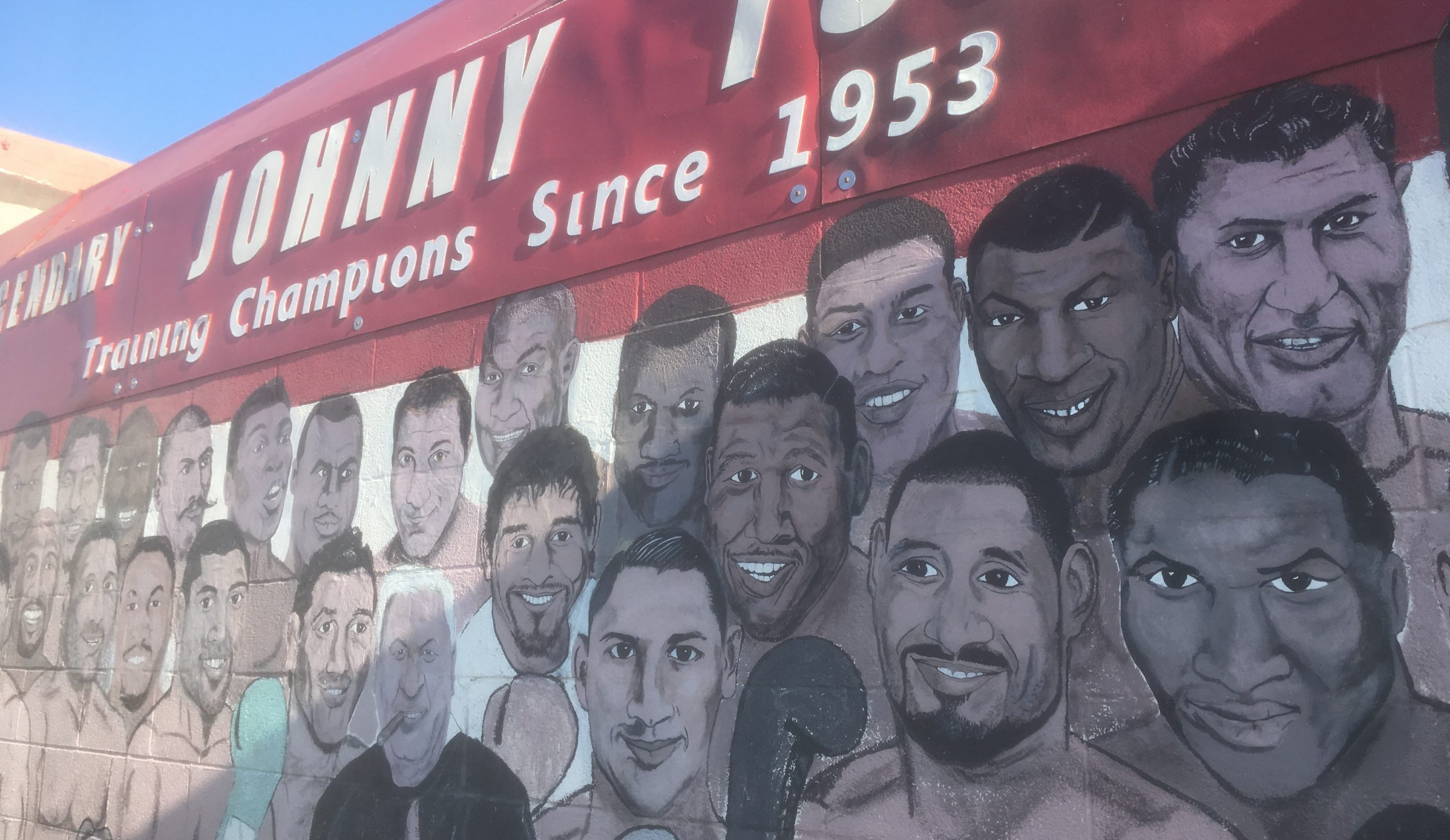 Johnny Tocco's Boxing School Las Vegas 2021, Johnny Tocco's Ringside Gym 2021