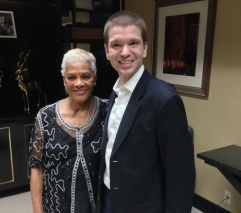 With Dionne Warwick