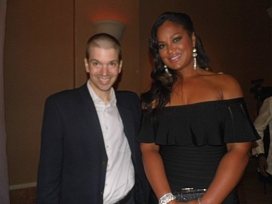 With Laila Ali