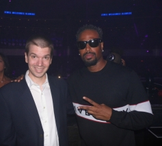 With DJ, Actor, Comedian Shawn Wayans