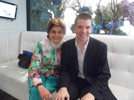 With Attorney Gloria Allred