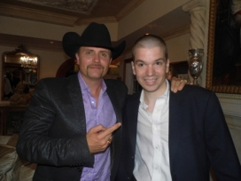 With John Rich