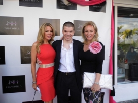 With Lisa Hochstein and Lea Blackf The Real Housewives of Miami