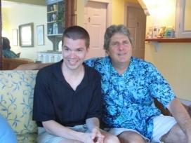 With Washington State Head Football Coach Mike Leach