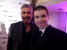 With American Idol Winner, Singer Taylor Hicks