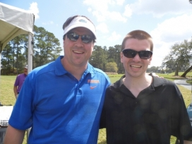 With College Football Coach Will Muschamp
